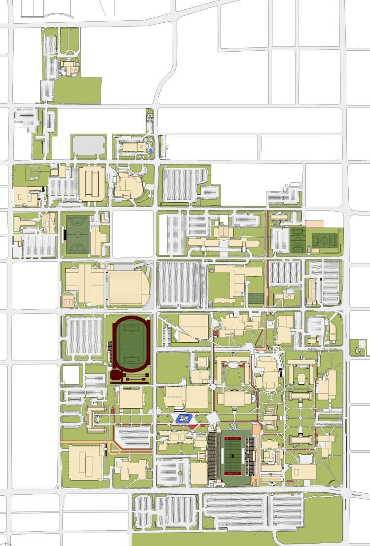 Springfield Campus Building Floor Plans Design